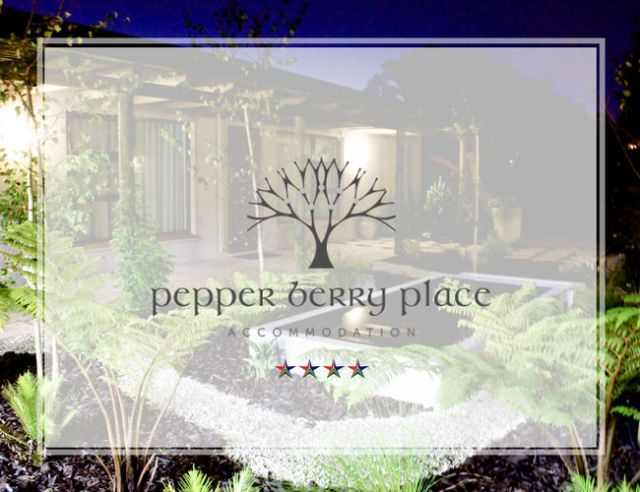 Pepper Berry Place Hermanus